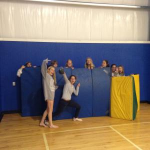 Extreme Dodgeball Fort